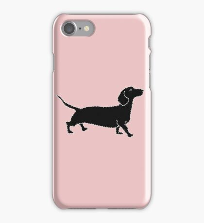 Connect The Doxie Dots iPhone Case/Skin