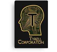 Tyrell Corporation Canvas Print