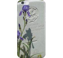 A Solitary Memorial iPhone Case/Skin