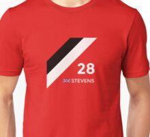 F1 2015 - #28 Stevens [v2] Unisex T-Shirt