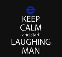keep calm and start laughing man anime manga shirt Unisex T-Shirt