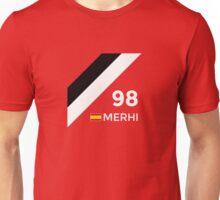 F1 2015 - #98 Merhi [v2] Unisex T-Shirt
