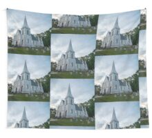 Soft reverence Wall Tapestry