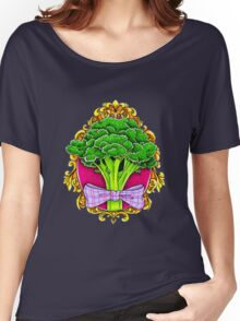 Mister Broccoli Women's Relaxed Fit T-Shirt