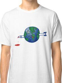 Pollution Kills Classic T-Shirt