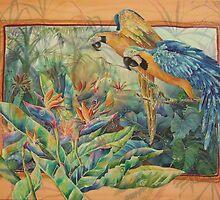 Golden Paradise by Deborah Younglao