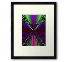 Healing Forces Framed Print