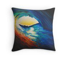 Runaway Dreamer Throw Pillow