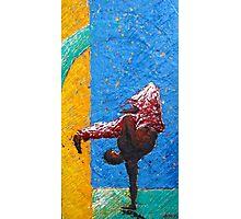 Capoeira  Photographic Print