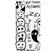 Zef Doodles iPhone Case/Skin