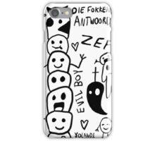 Zef Doodles iPhone Case/Skin