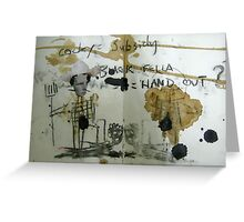 Scrap book Greeting Card