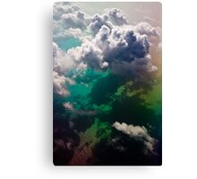 Above the Clouds 0295 Canvas Print