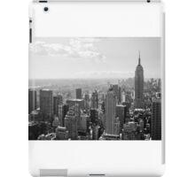 new york iPad Case/Skin