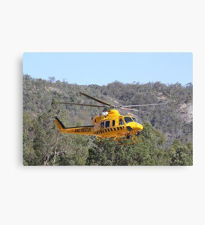 RAC Rescue Canvas Print