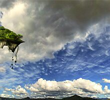 Floating Away by Kym Howard