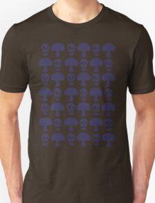 Salt Tax Cause and Effect - purple Unisex T-Shirt