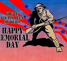 World War One American soldier bayonet rifle by patrimonio