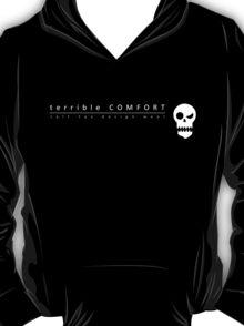 Terrible Comfort Salt Tax - white T-Shirt