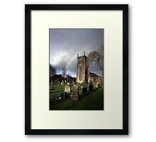 Snydale Parish Church Framed Print