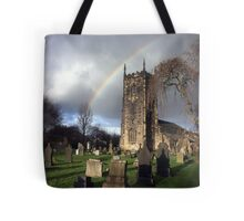 Snydale Parish Church Tote Bag