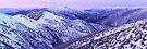 Mt Feathertop Twilight, Victoria, Australia by Michael Boniwell