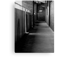 Northcott Part 2 - Residential Common Walkway Canvas Print