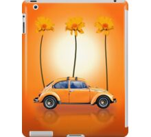 Volkswagen Beetle iPad Case/Skin