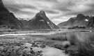 Milford Sound, Fiordland National Park by Dean Mullin