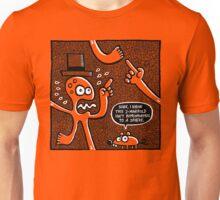 The Math Rodent Unisex T-Shirt