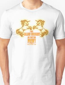 Golden Unicorns T-Shirt