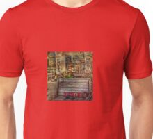 Fruits Meats And Beer Unisex T-Shirt