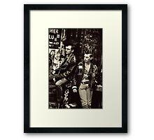 Melbourne's Laneways & Alleys 2 Framed Print