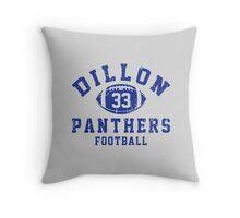 Dillon Panthers Football - 33 Throw Pillow