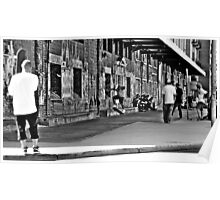 Freo Skaters Poster