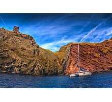 Capraia Island (Tuscany, IT) Photographic Print