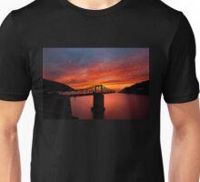 The bridges to sunset have collapsed Unisex T-Shirt