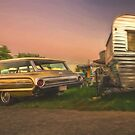 '59 Wagon  by Steve Walser