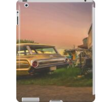 '59 Wagon  iPad Case/Skin