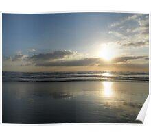 `* Sunset Beach *` Poster