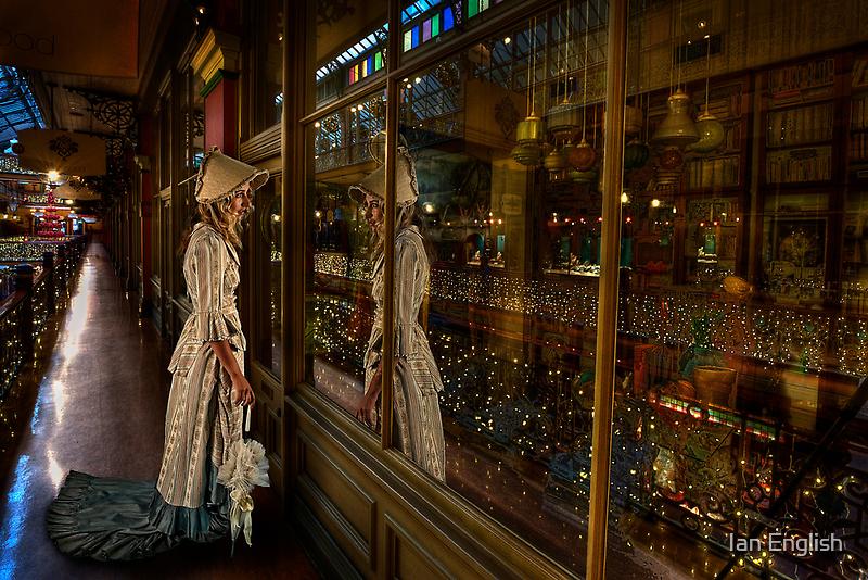 Window Wonderland by Ian English