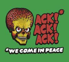 Mars Attacks - Ack Ack Ack
