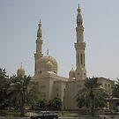 Grand Mosque - Dubai by machka
