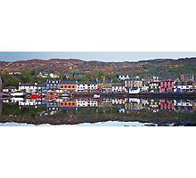 Tarbert, Loch Fyne Photographic Print