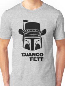 Django Fett Unchained Unisex T-Shirt