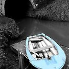 Mooring - Bruce Tunnel by Samantha Higgs