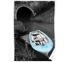 Mooring - Bruce Tunnel Poster