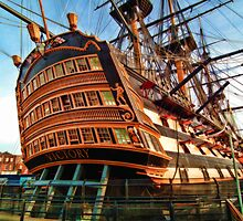 HMS Victory #2 by ElsieBell