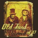Old Fart - and proud of it! Alternate version by TheMaker