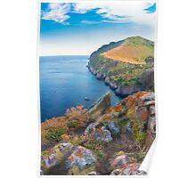 Capraia Island (Tuscany, IT) Poster